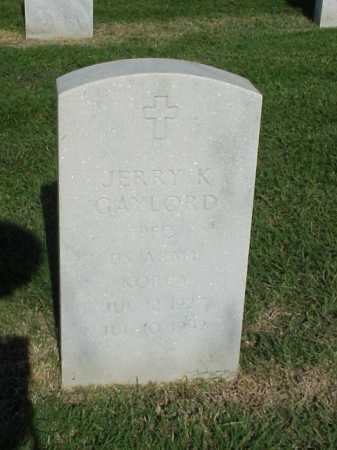 GAYLORD (VETERAN KOR), JERRY K - Pulaski County, Arkansas   JERRY K GAYLORD (VETERAN KOR) - Arkansas Gravestone Photos