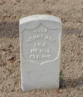 ABE (VETERAN UNION), HENRY - Pulaski County, Arkansas | HENRY ABE (VETERAN UNION) - Arkansas Gravestone Photos