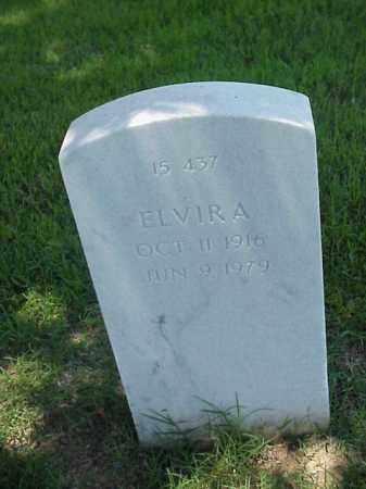 ABRAHAM, ELVIRA - Pulaski County, Arkansas | ELVIRA ABRAHAM - Arkansas Gravestone Photos