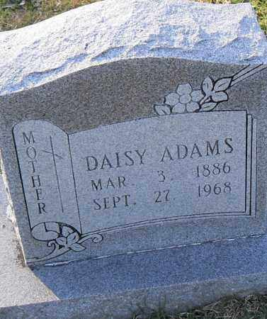 ADAMS, DAISY - Pulaski County, Arkansas   DAISY ADAMS - Arkansas Gravestone Photos