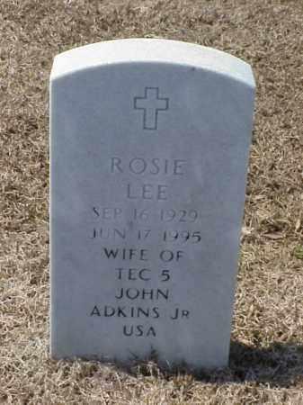 ADKINS, ROSIE LEE - Pulaski County, Arkansas | ROSIE LEE ADKINS - Arkansas Gravestone Photos