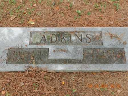 ADKINS, MILLIE H - Pulaski County, Arkansas | MILLIE H ADKINS - Arkansas Gravestone Photos