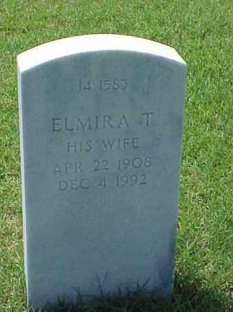 AIKINS, ELMIRA T - Pulaski County, Arkansas   ELMIRA T AIKINS - Arkansas Gravestone Photos