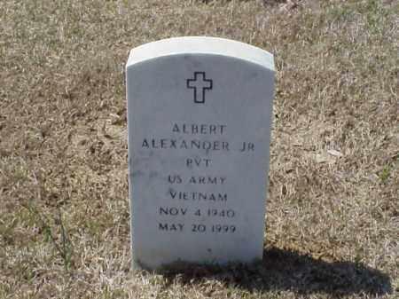 ALEXANDER, JR (VETERAN VIET), ALBERT - Pulaski County, Arkansas | ALBERT ALEXANDER, JR (VETERAN VIET) - Arkansas Gravestone Photos