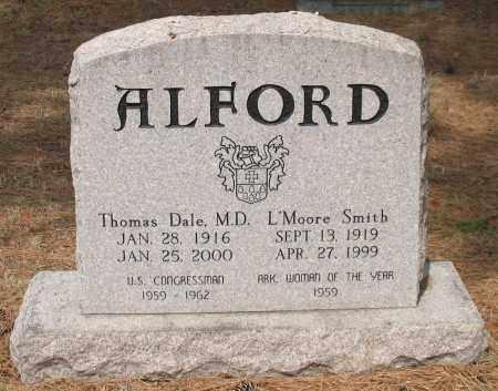 ALFORD, L'MOORE - Pulaski County, Arkansas | L'MOORE ALFORD - Arkansas Gravestone Photos