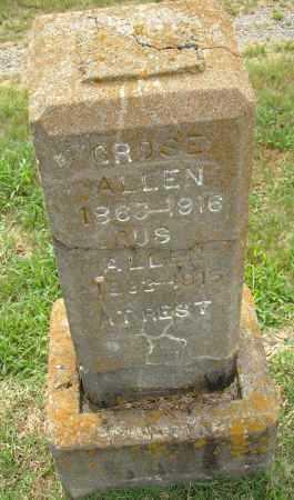 ALLEN, CROSE - Pulaski County, Arkansas   CROSE ALLEN - Arkansas Gravestone Photos