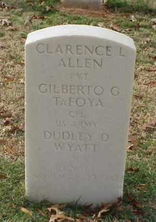 TAFOYA (VETERAN WWII), GILBERTO G - Pulaski County, Arkansas | GILBERTO G TAFOYA (VETERAN WWII) - Arkansas Gravestone Photos