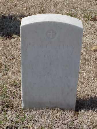 ALLEY (VETERAN), LANCE - Pulaski County, Arkansas | LANCE ALLEY (VETERAN) - Arkansas Gravestone Photos