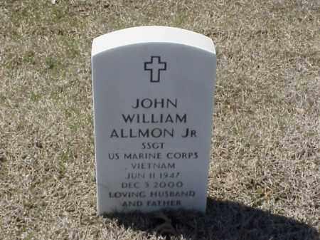 ALLMON, JR (VETERAN VIET), JOHN WILLIAM - Pulaski County, Arkansas   JOHN WILLIAM ALLMON, JR (VETERAN VIET) - Arkansas Gravestone Photos