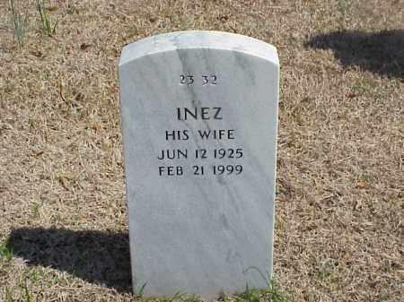 AMIZICH, INEZ - Pulaski County, Arkansas | INEZ AMIZICH - Arkansas Gravestone Photos