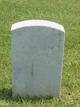 ANDERSON, F EILEEN - Pulaski County, Arkansas   F EILEEN ANDERSON - Arkansas Gravestone Photos