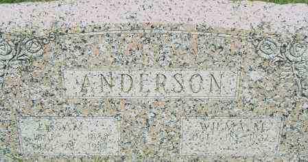 ANDERSON, SAM - Pulaski County, Arkansas | SAM ANDERSON - Arkansas Gravestone Photos