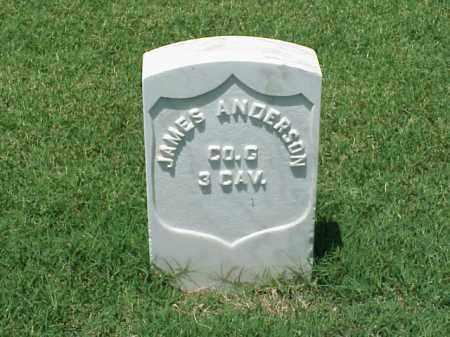 ANDERSON (VETERAN UNION), JAMES - Pulaski County, Arkansas | JAMES ANDERSON (VETERAN UNION) - Arkansas Gravestone Photos