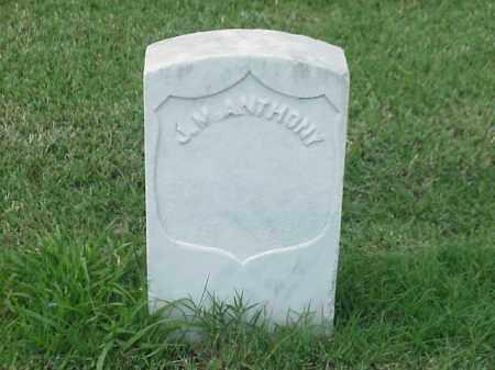 ANTHONY (VETERAN UNION), J M - Pulaski County, Arkansas | J M ANTHONY (VETERAN UNION) - Arkansas Gravestone Photos