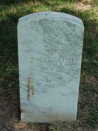 ARMSTRONG (VETERAN WWI), JOE - Pulaski County, Arkansas | JOE ARMSTRONG (VETERAN WWI) - Arkansas Gravestone Photos