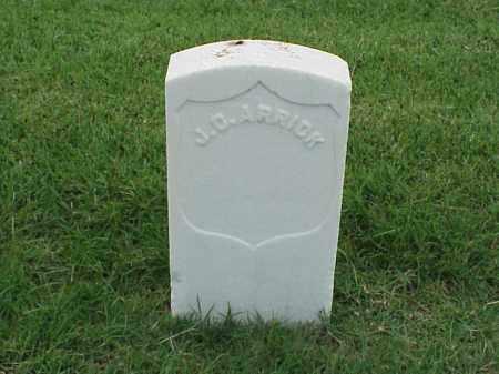 ARRICK (VETERAN UNION), J C - Pulaski County, Arkansas | J C ARRICK (VETERAN UNION) - Arkansas Gravestone Photos
