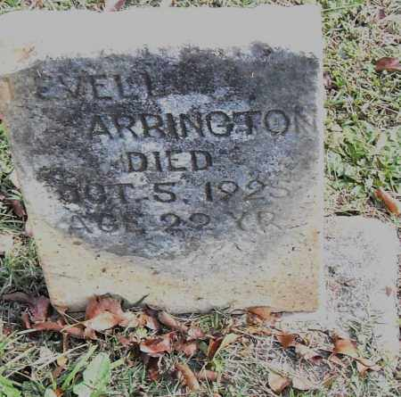 ARRINGTON, LEVELL - Pulaski County, Arkansas | LEVELL ARRINGTON - Arkansas Gravestone Photos