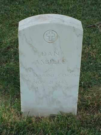 ASBILLE (VETERAN VIET), DAN - Pulaski County, Arkansas | DAN ASBILLE (VETERAN VIET) - Arkansas Gravestone Photos
