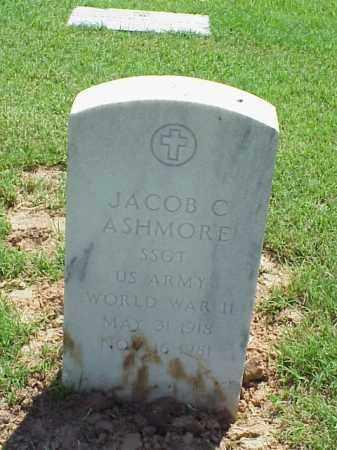 ASHMORE (VETERAN WWII), JACOB C - Pulaski County, Arkansas   JACOB C ASHMORE (VETERAN WWII) - Arkansas Gravestone Photos