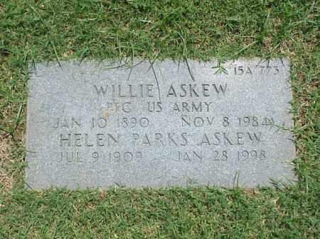 ASKEW, HELEN - Pulaski County, Arkansas | HELEN ASKEW - Arkansas Gravestone Photos