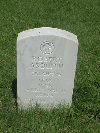 ASQUITH (VETERAN 2WARS), ROBERT - Pulaski County, Arkansas   ROBERT ASQUITH (VETERAN 2WARS) - Arkansas Gravestone Photos