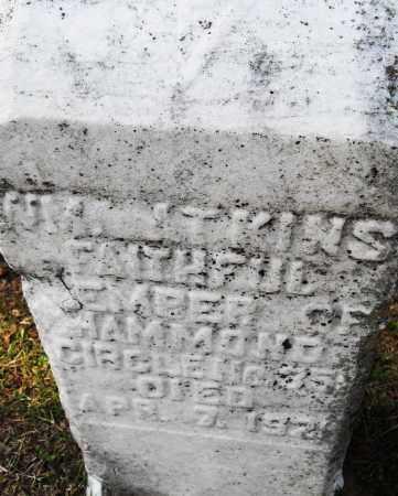 ATKINS, WILLIAM - Pulaski County, Arkansas | WILLIAM ATKINS - Arkansas Gravestone Photos