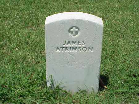 ATKINSON (VETERAN UNION), JAMES - Pulaski County, Arkansas | JAMES ATKINSON (VETERAN UNION) - Arkansas Gravestone Photos
