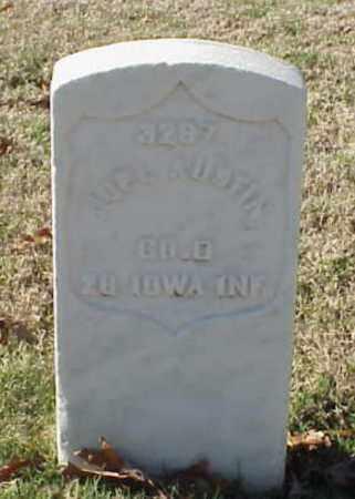 AUSTIN (VETERAN UNION), JOEL - Pulaski County, Arkansas   JOEL AUSTIN (VETERAN UNION) - Arkansas Gravestone Photos