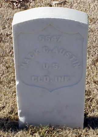 AUSTIN (VETERAN UNION), MACK C - Pulaski County, Arkansas | MACK C AUSTIN (VETERAN UNION) - Arkansas Gravestone Photos