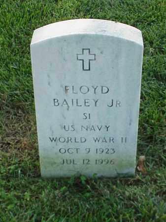 BAILEY, JR (VETERAN WWII), FLOYD - Pulaski County, Arkansas | FLOYD BAILEY, JR (VETERAN WWII) - Arkansas Gravestone Photos