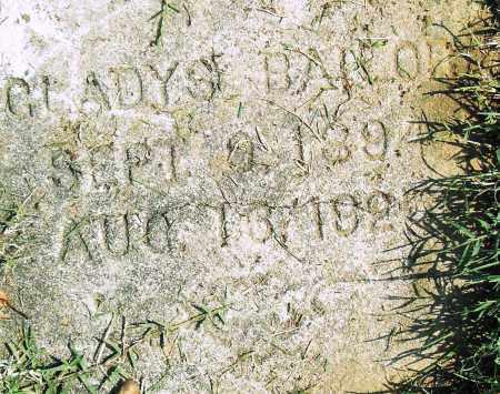BAILOR, GLADYS - Pulaski County, Arkansas | GLADYS BAILOR - Arkansas Gravestone Photos