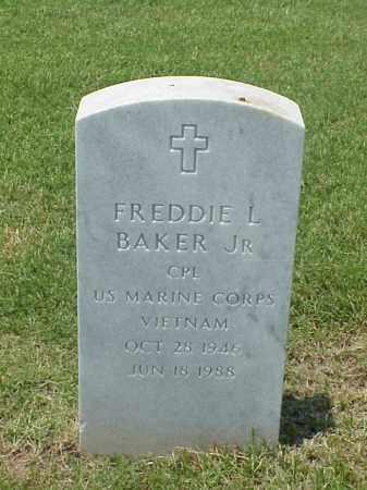 BAKER, JR (VETERAN VIET), FREDDIE L - Pulaski County, Arkansas | FREDDIE L BAKER, JR (VETERAN VIET) - Arkansas Gravestone Photos