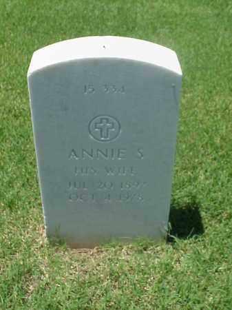 BALDWIN, ANNIE S. - Pulaski County, Arkansas | ANNIE S. BALDWIN - Arkansas Gravestone Photos