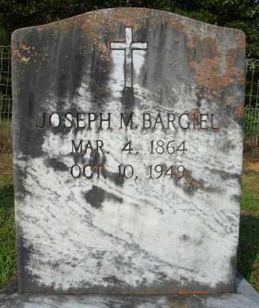 BARGIEL, JOSEPH M. - Pulaski County, Arkansas   JOSEPH M. BARGIEL - Arkansas Gravestone Photos