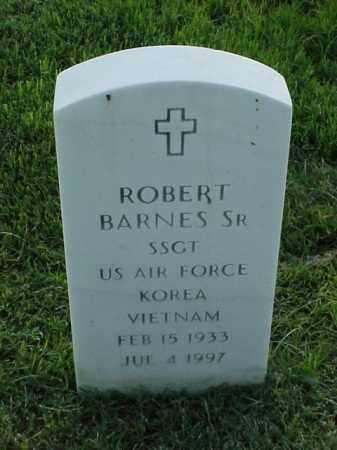 BARNES, SR (VETERAN 2WARS), ROBERT - Pulaski County, Arkansas   ROBERT BARNES, SR (VETERAN 2WARS) - Arkansas Gravestone Photos