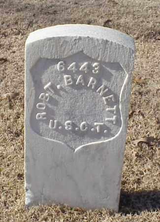 BARNETT (VETERAN UNION), ROBERT - Pulaski County, Arkansas   ROBERT BARNETT (VETERAN UNION) - Arkansas Gravestone Photos