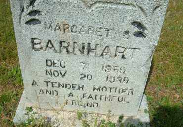 BARNHART, MARGARET - Pulaski County, Arkansas | MARGARET BARNHART - Arkansas Gravestone Photos