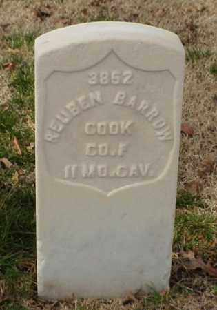 BARROW (VETERAN UNION), REUBEN - Pulaski County, Arkansas | REUBEN BARROW (VETERAN UNION) - Arkansas Gravestone Photos