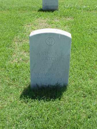 BATCH (VETERAN WWII), ARTHUR L - Pulaski County, Arkansas | ARTHUR L BATCH (VETERAN WWII) - Arkansas Gravestone Photos