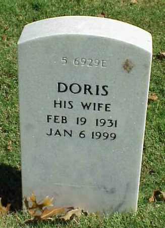 BATES, DORIS - Pulaski County, Arkansas | DORIS BATES - Arkansas Gravestone Photos