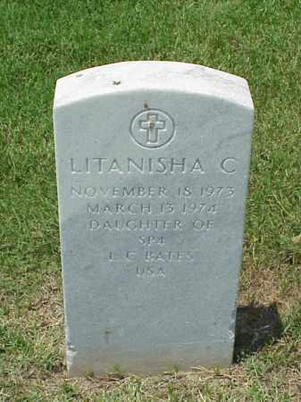 BATES, LITANISHA C - Pulaski County, Arkansas | LITANISHA C BATES - Arkansas Gravestone Photos
