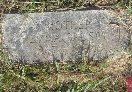 BAUSBY, EMMA - Pulaski County, Arkansas | EMMA BAUSBY - Arkansas Gravestone Photos