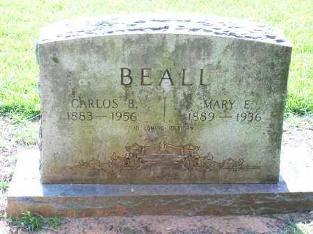BEALL, MARY E. - Pulaski County, Arkansas | MARY E. BEALL - Arkansas Gravestone Photos