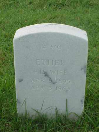 BEARD, ETHEL - Pulaski County, Arkansas | ETHEL BEARD - Arkansas Gravestone Photos
