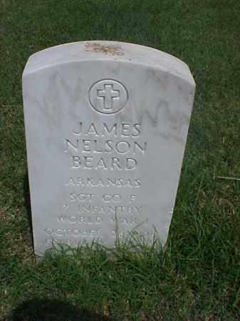BEARD (VETERAN WWI), JAMES NELSON - Pulaski County, Arkansas | JAMES NELSON BEARD (VETERAN WWI) - Arkansas Gravestone Photos