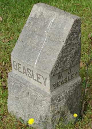 BEASLEY, W. J. - Pulaski County, Arkansas | W. J. BEASLEY - Arkansas Gravestone Photos