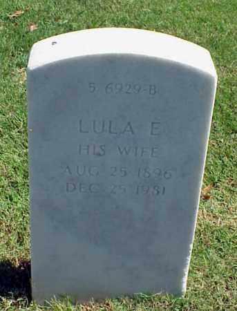 BEAUCHAMP, LULA E - Pulaski County, Arkansas | LULA E BEAUCHAMP - Arkansas Gravestone Photos