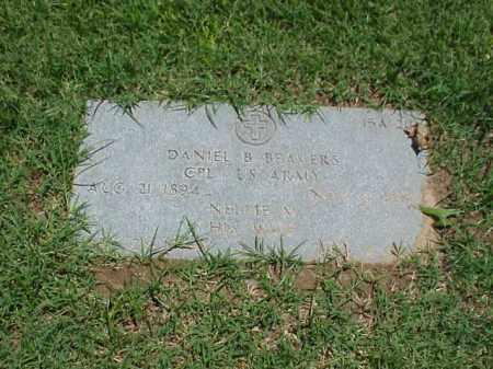 BEAVERS, NELLIE M - Pulaski County, Arkansas | NELLIE M BEAVERS - Arkansas Gravestone Photos