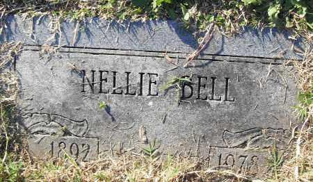 BELL, NELLIE - Pulaski County, Arkansas | NELLIE BELL - Arkansas Gravestone Photos