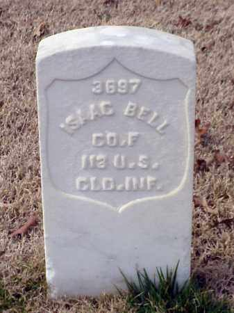 BELL (VETERAN UNION), ISAAC - Pulaski County, Arkansas | ISAAC BELL (VETERAN UNION) - Arkansas Gravestone Photos